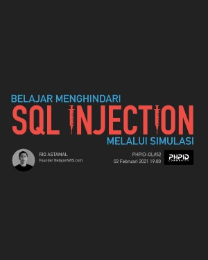 Learn How to Prevent SQL Injection using Simulation